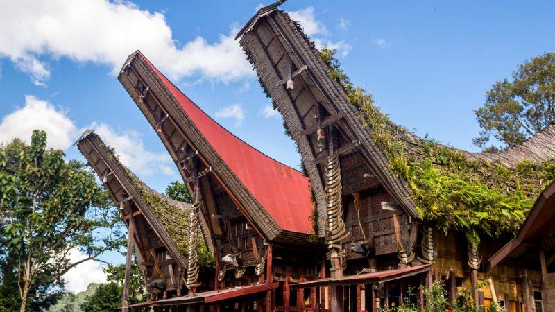 Tana Toraja, Ritos y Funerales