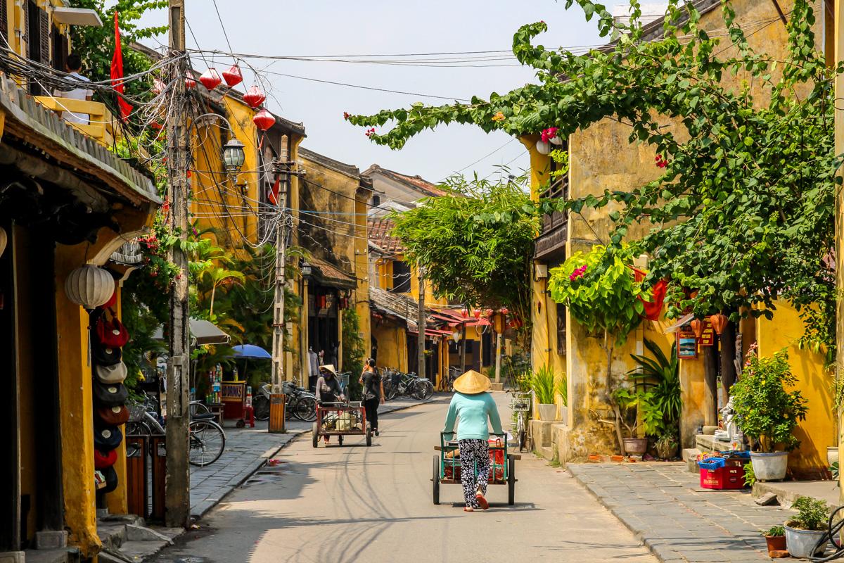 De Saigon a Hanoi II: Hoi An, Hue y Hanoi