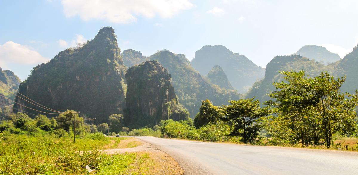 Thakhek Loop y cueva de Kong Lor, 3 días en moto