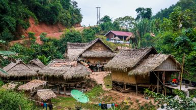 Luang Namtha, jungla y kayak en el norte de Laos