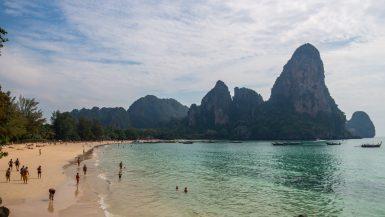 Playas de Railay y Krabi
