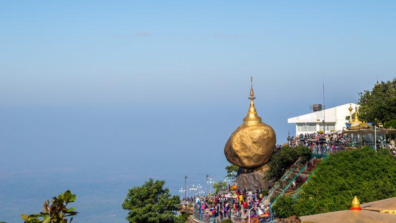 Yangon y Golden Rock