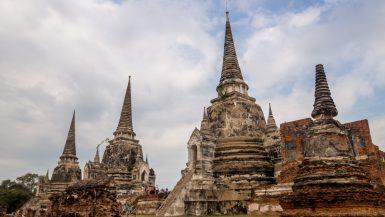 Bangkok, Ayuthhaya y Khao Yai