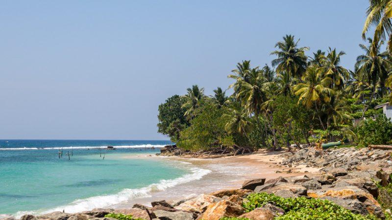 Playas de Sri Lanka. Tangalle, Mirissa y Galle