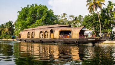 Kochi y Alleppey, la cristiana Kerala